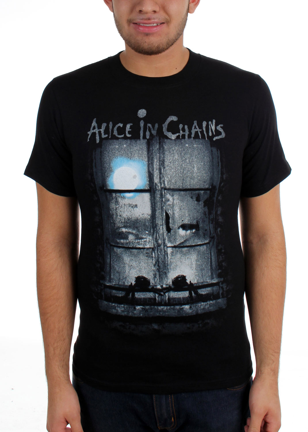 Image of Alice in Chains - Mens Window T-Shirt