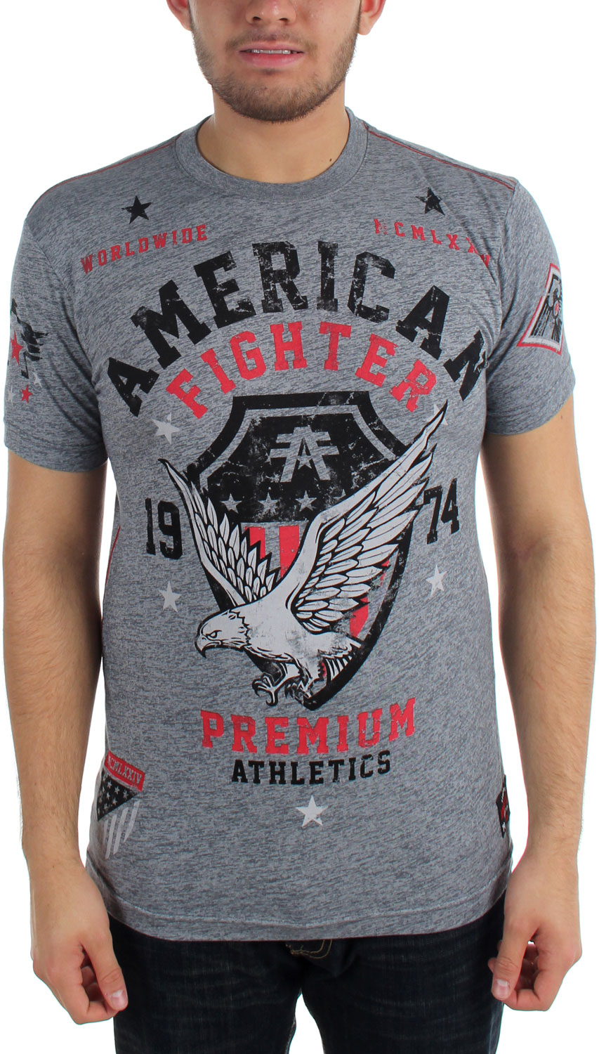 Image of American Fighter - Mens Oklahoma MT T-Shirt