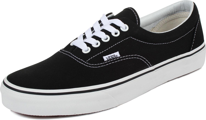 69c3238b14d271 Vans - Unisex Era Shoes in Gargoyle Black Sole