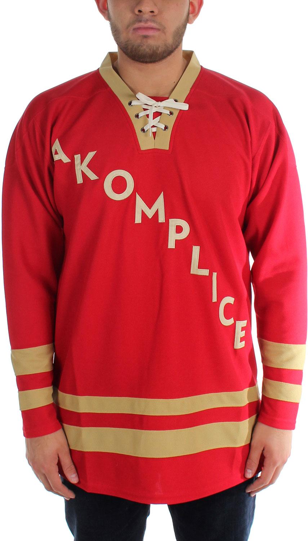Image of Akomplice - Mens AK Hockey Jersey