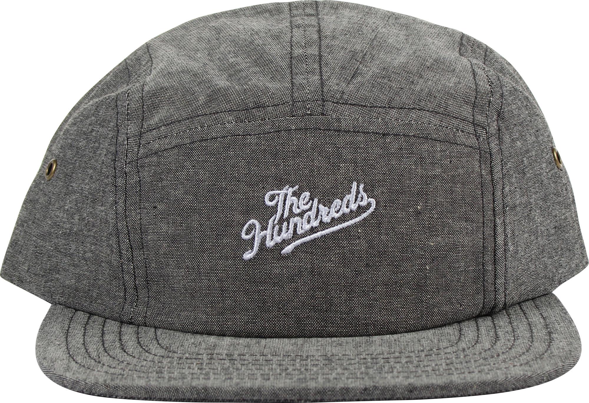 fb8771ac32fdf The Hundreds - Mens Slant 5 - Panel Hat
