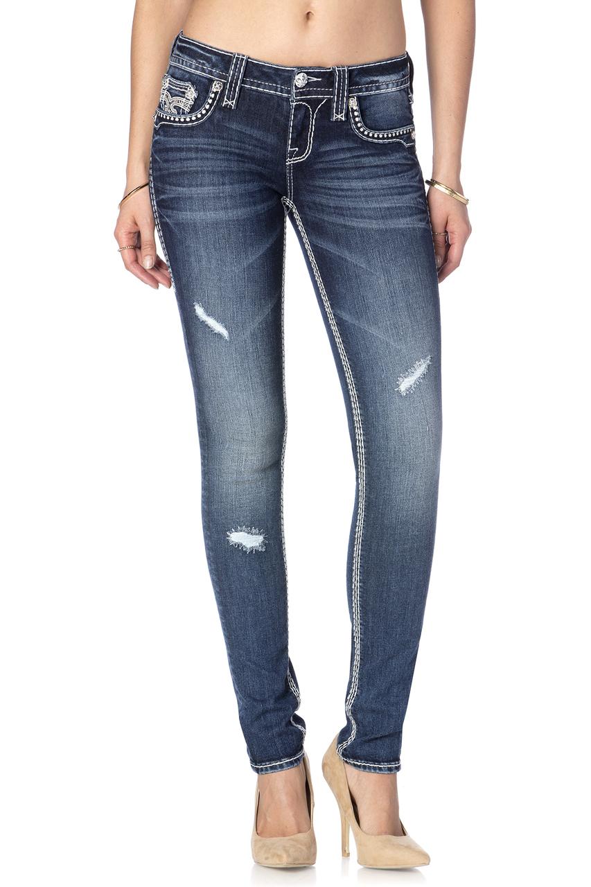 Rock Revival - Womens Nikola Skinny Jeans