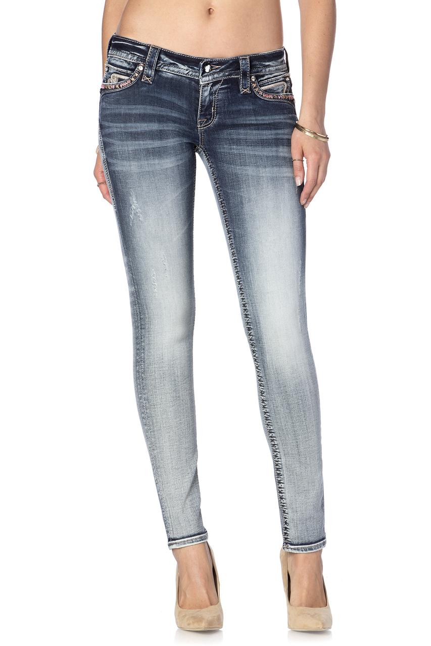 Rock Revival - Womens Pilkin Skinny Jeans