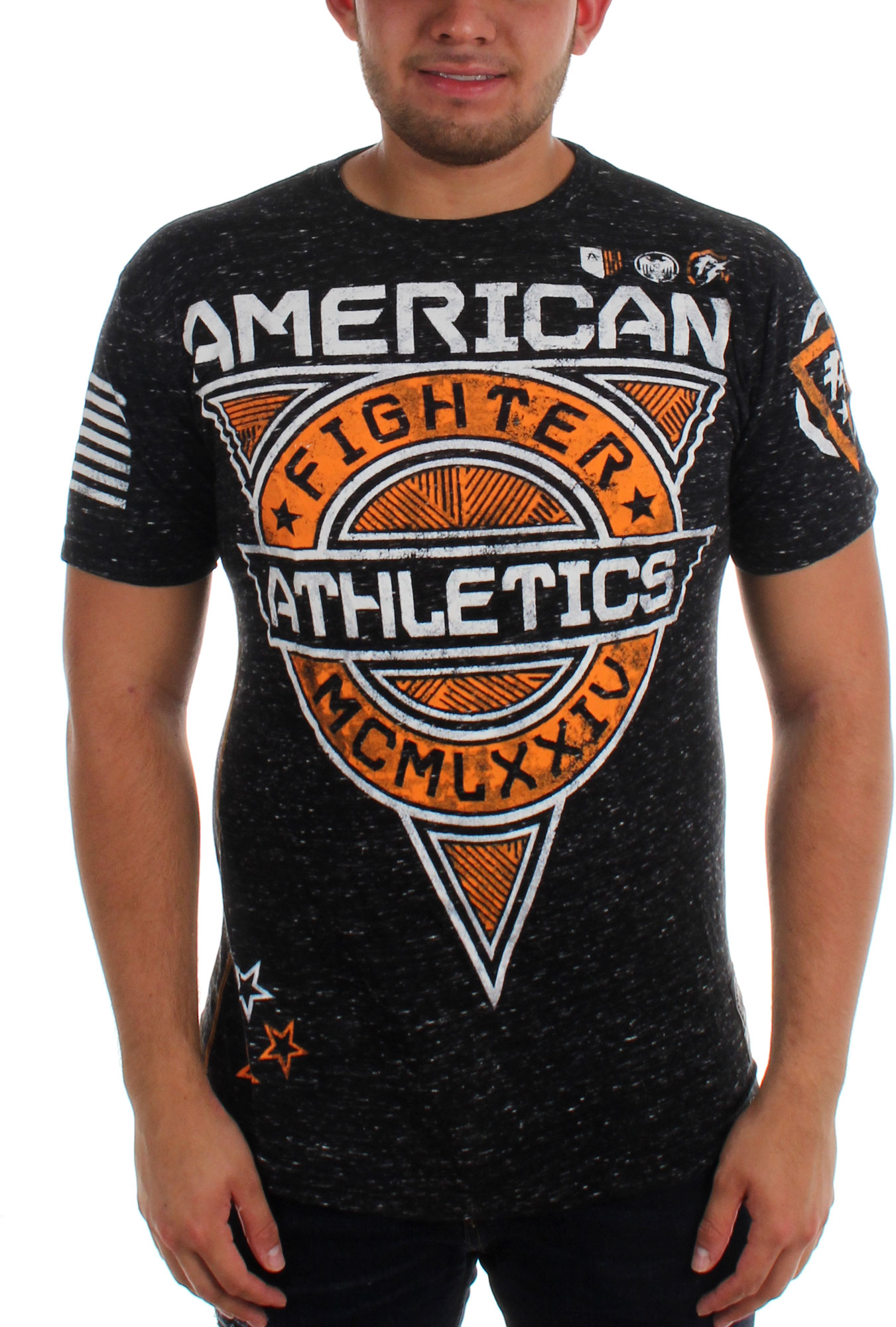 Image of American Fighter - Mens Grove Artisan Slub T-Shirt