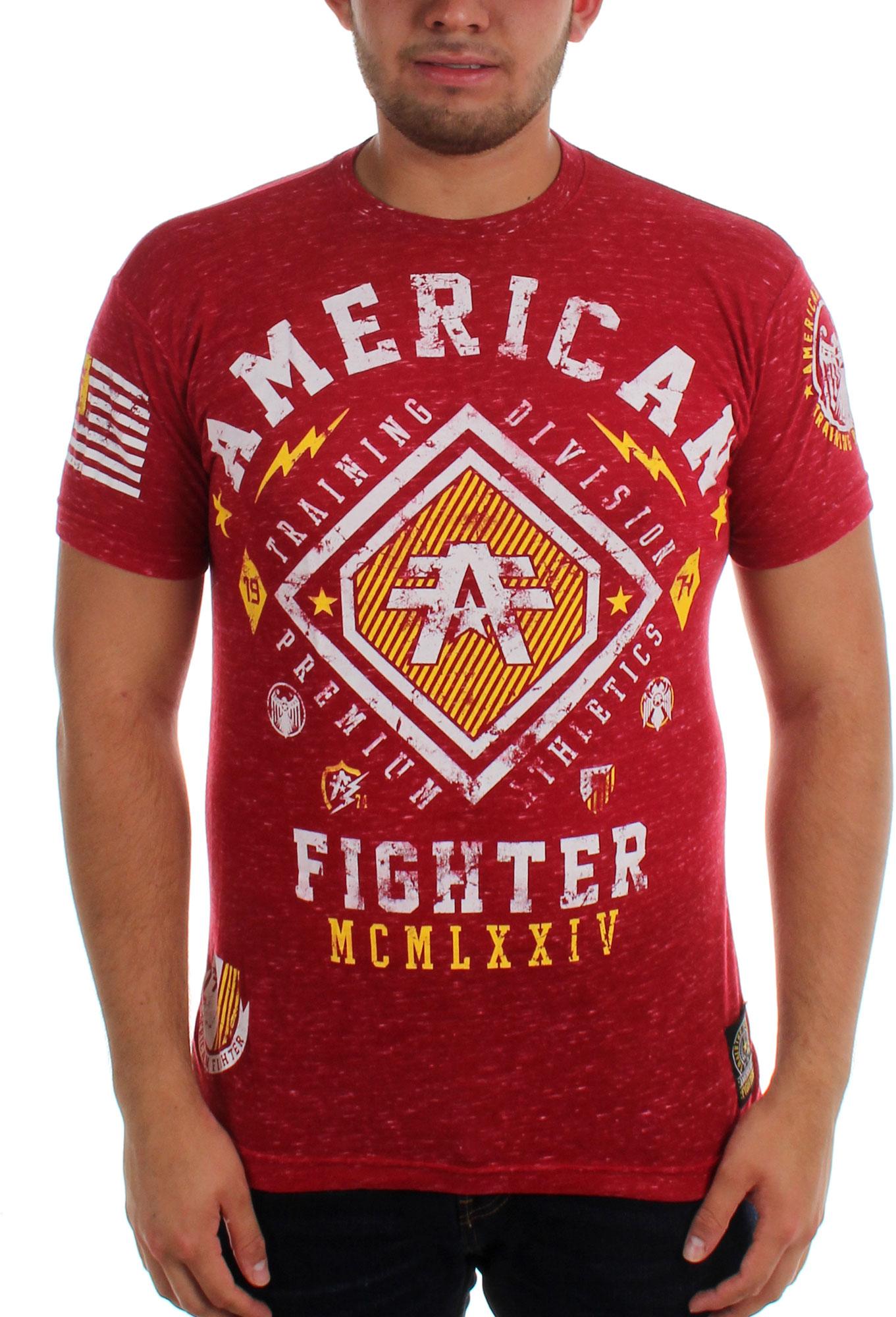Image of American Fighter - Mens Kendall Slub T-Shirt