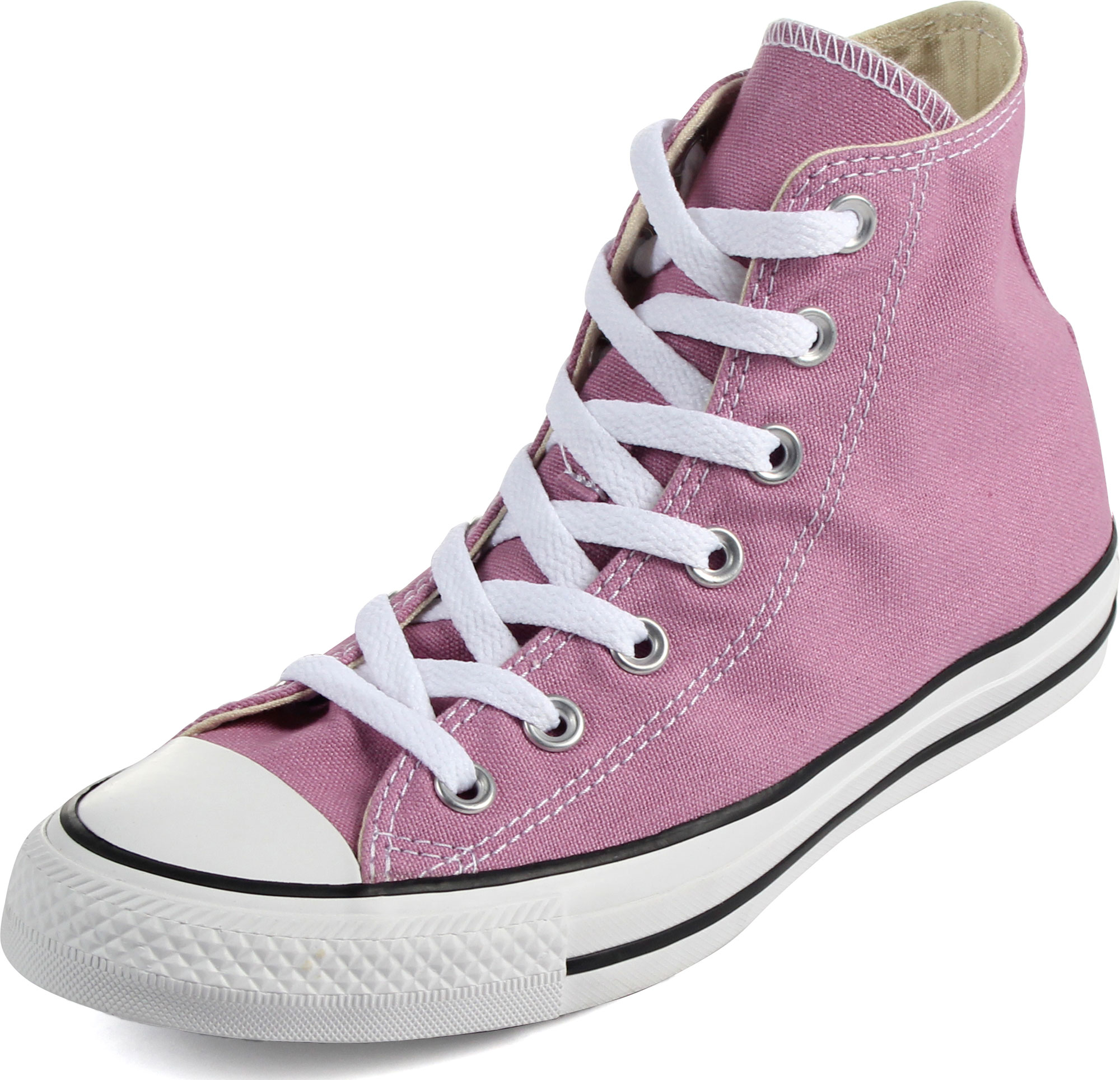 Converse - Chuck Taylor All Star Powder Purple High top Shoes 32bb9cdb0