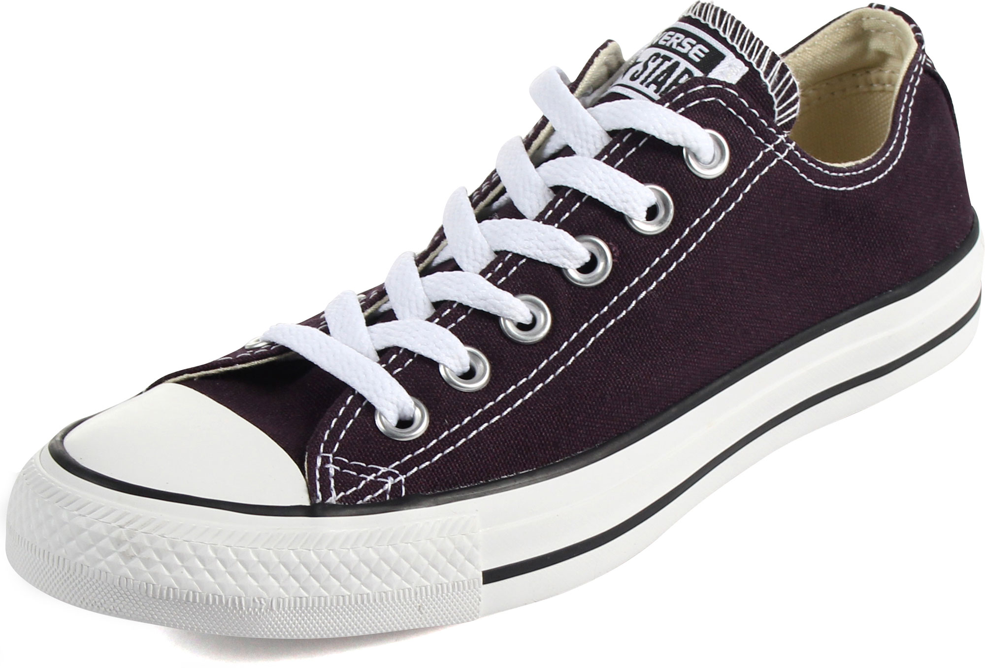 f77446a10cd174 Converse - Chuck Taylor All Star Black Cherry Low top Shoes