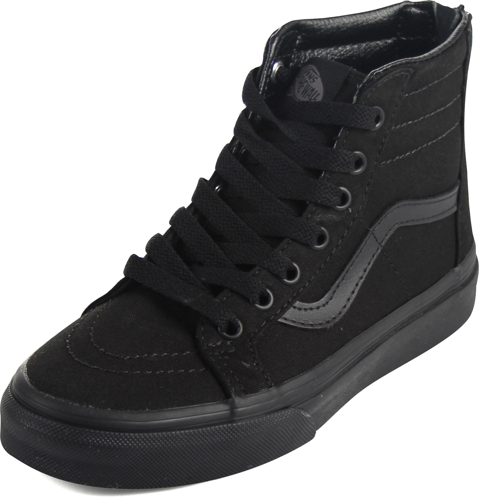 Vans - Kids Sk8-Hi Zip Shoes