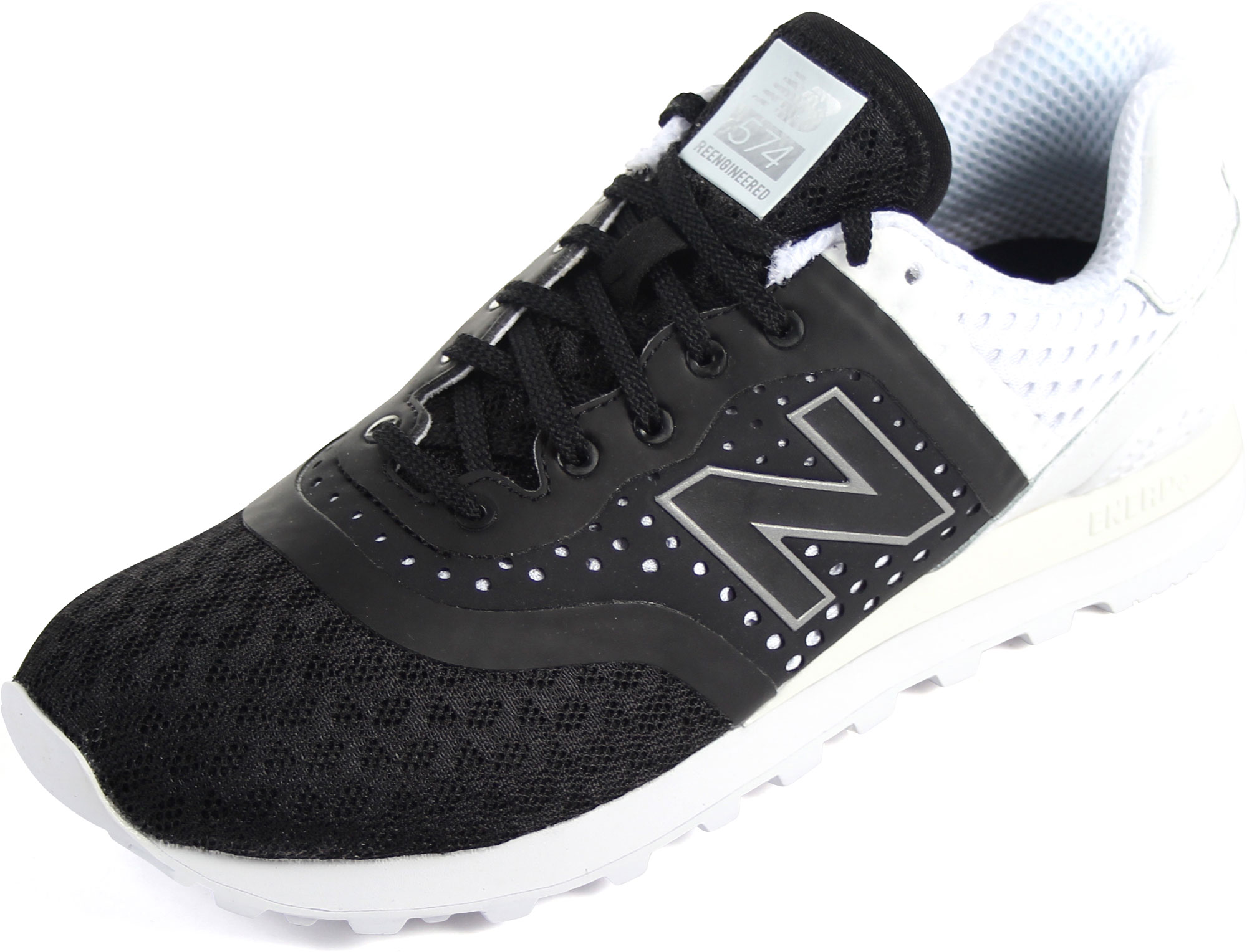 best sneakers 8bc6a 800e4 New Balance - Mens 574 Re-engineered Breathe Shoes
