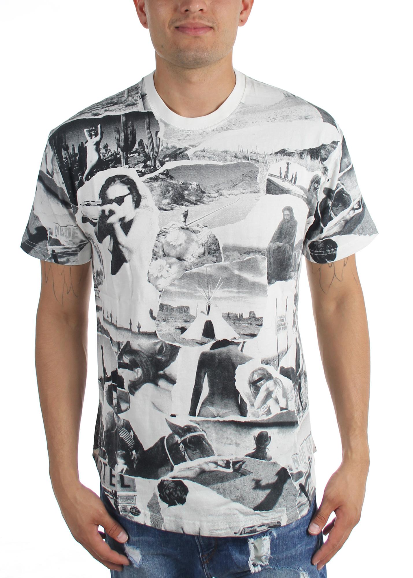 10 Deep Mens Death Valley T Shirt