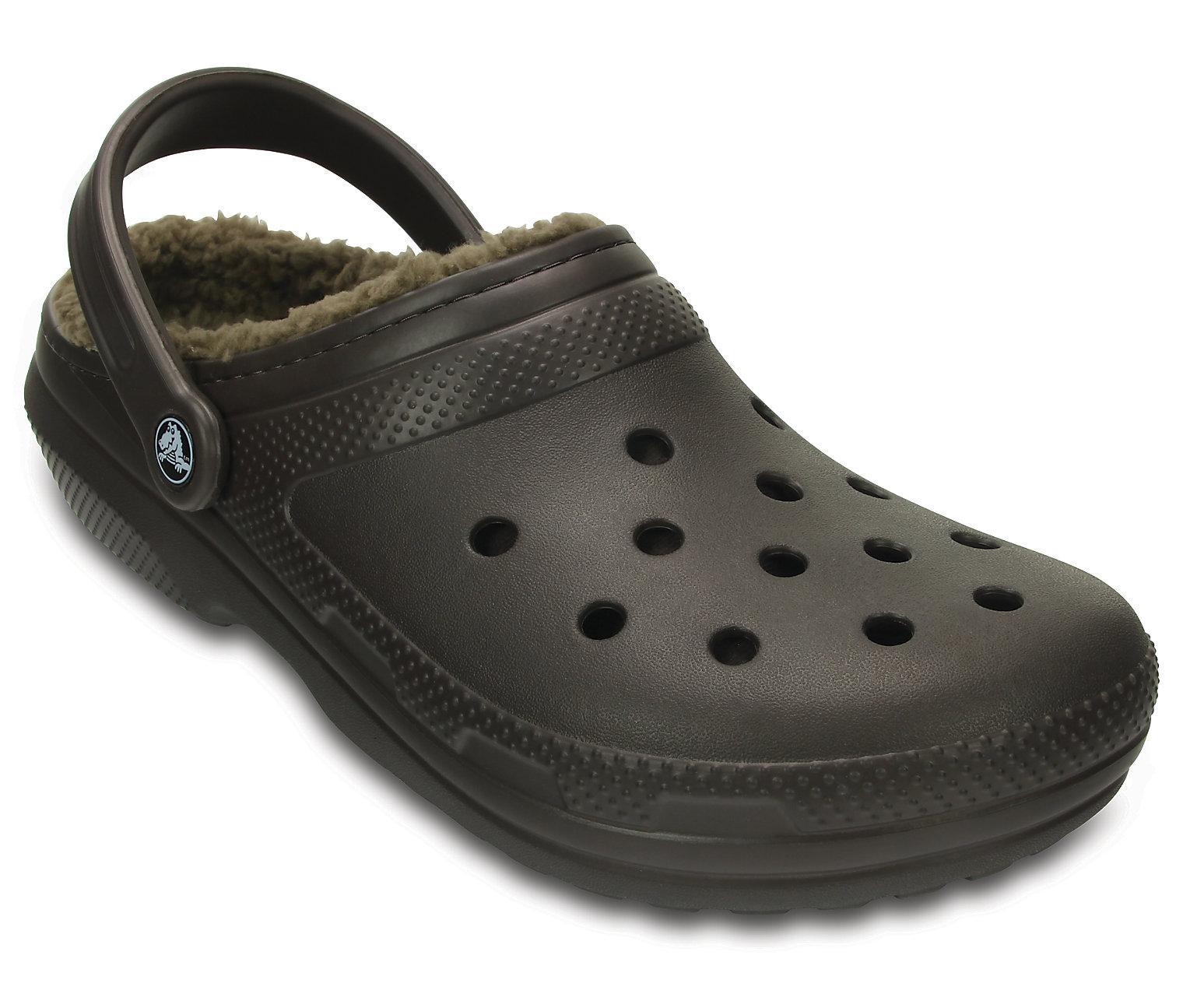 Crocs - Women's Classic Lined Clog Mule