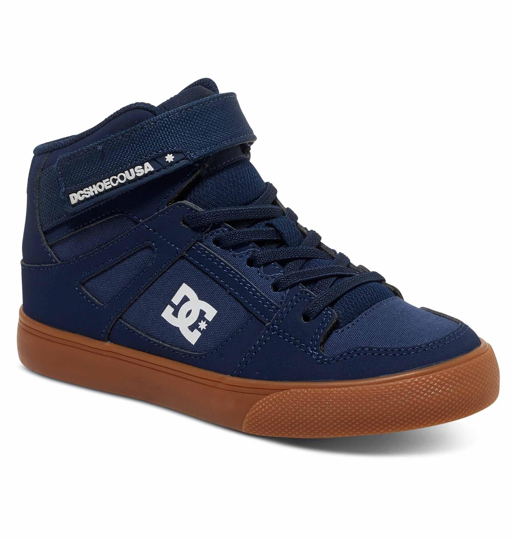 dc unisex child spartan high ev shoes