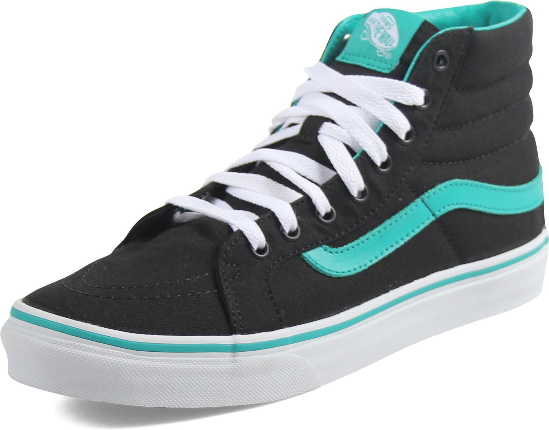 d2eb92022324bc Vans - Unisex-Adult SK8-Hi Slim Shoes