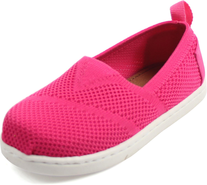 Knitting Slip On Shoes : Toms tiny knit apalgrata slip on shoes