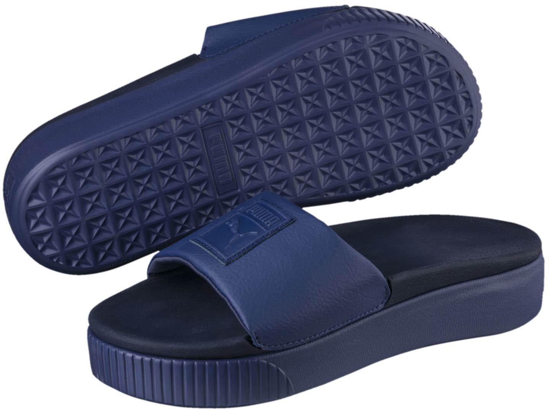 012f3e65fabd PUMA - Womens Platform Slide Shoes