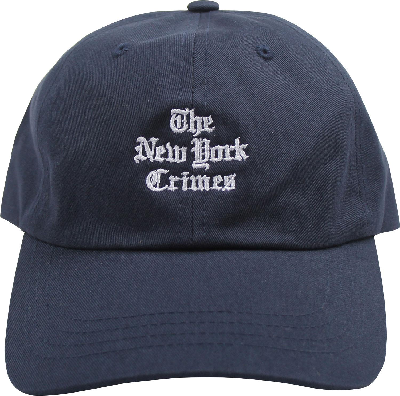ebd956c6344 Akomplice - Mens NY Crimes Hat T-shirt