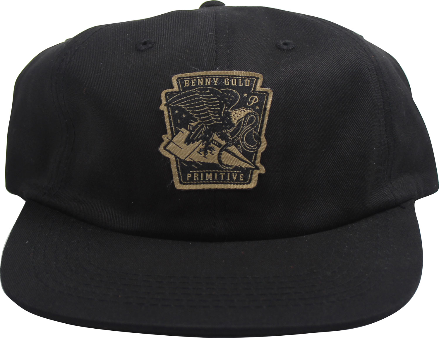 Benny Gold X Primitive Eagle Polo Hat 992255f62f6