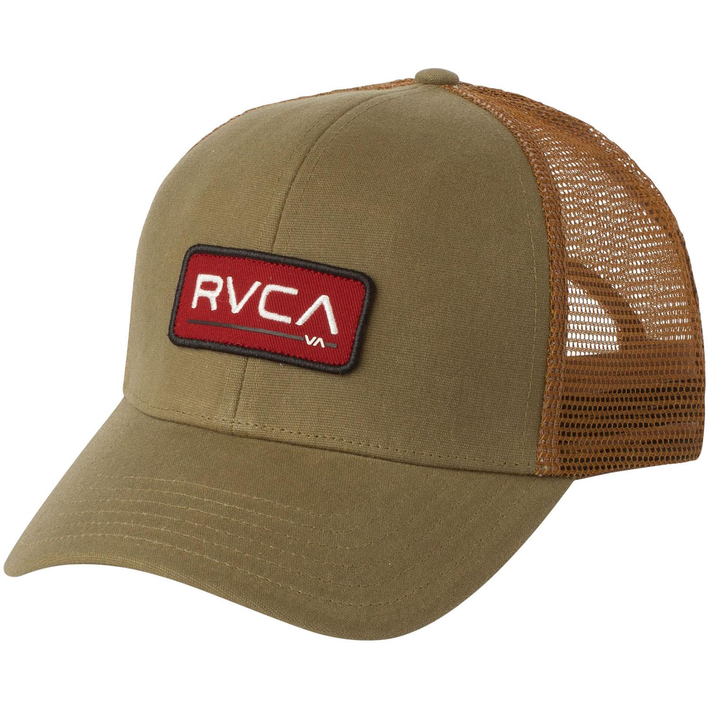 679f20d23a0 RVCA Mens Ticket Trucker Ii Hat