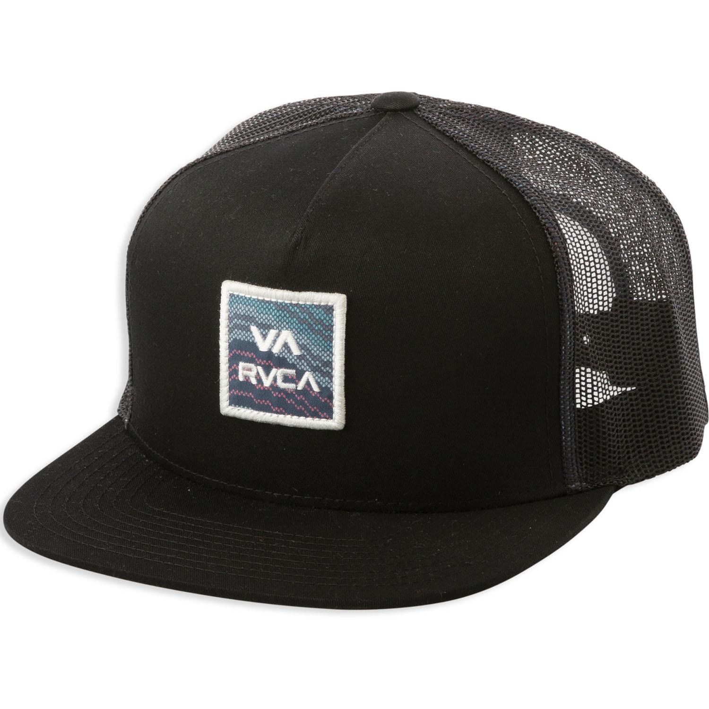edc6783c412 RVCA Mens Va All The Way Trucker Hat