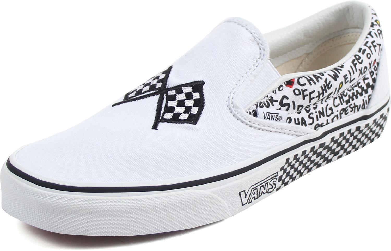 7e505f5a0bef Vans - Unisex-Adult CLASSIC SLIP-ON Shoes
