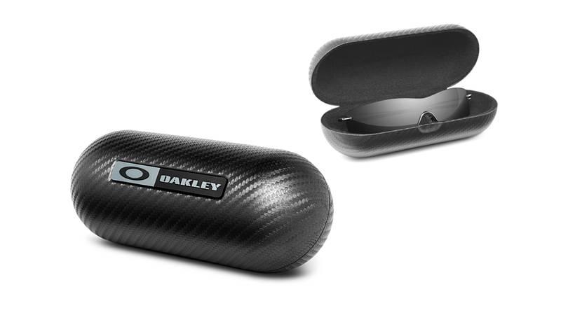 Oakley Large Carbon Fiber Eyewear Case (Sunglass Case)