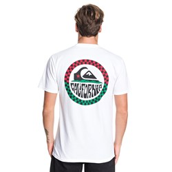 Quiksilver Mens Cali Sixty Tee