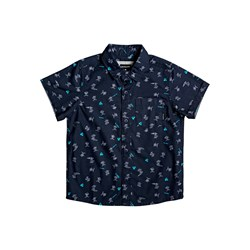 Quiksilver - Juvenile Boys Shakka Boardie Woven Shirt