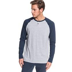 Quiksilver - Mens Henley Sweater