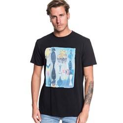 Quiksilver - Mens Art House Photoprint T-Shirt