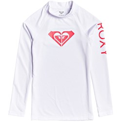 Roxy - Girls Wholehearted Ls Longsleeve Surf Shirt
