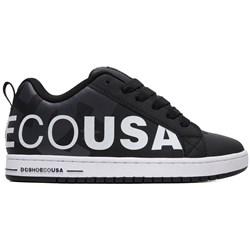 DC - Mens Ct Graffik Se Lowtop Shoes