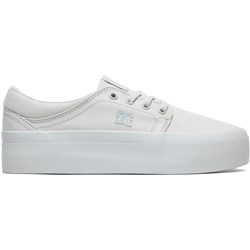 DC - Womens Trase Pltfrm Tx Low Top Shoes