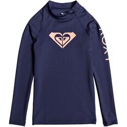 Roxy - Girls Wholehearted Ls Longsleeve Surf Shirt