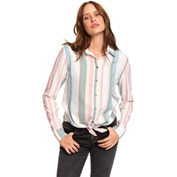 Roxy - Womens Suburb Vibes Stripe Woven Shirt