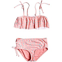 Roxy - Juvenile Girls Splash Party Flutter Set Bra / Skirt