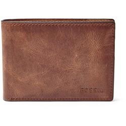 Fossil - Mens Front Pocket Bifold Bifold Wallet