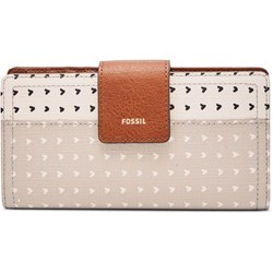 Fossil - Womens Logan Bifold Wallet