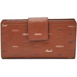 Fossil - Womens Logan Bifold Wallet