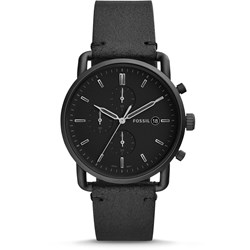 Fossil - Mens The Commuter Chrono Watch