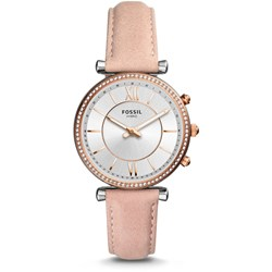 Fossil - Womens Carlie Hybrid Watch