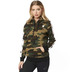 Fox - Women's Team Fox Camo Pullover Hoodie