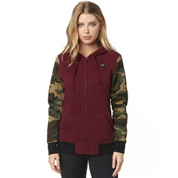 Fox - Women's Everglade Camo Zip Fleece