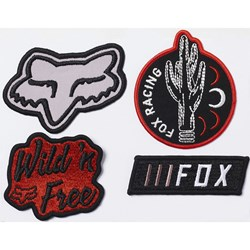 Fox - Womens New Patch Pack Keychain