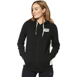 Fox - Womens Shield Zip Hoodie
