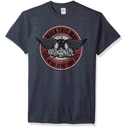 Aerosmith - Mens Walk This Way T-Shirt