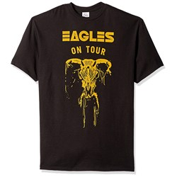 Eagles - Mens On Tour Skull T-Shirt