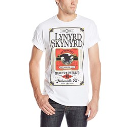 Lynyrd Skynyrd - Mens Manuf'd & Distilled T-Shirt