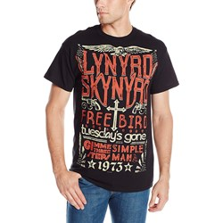 Lynyrd Skynyrd - Mens 1973 Hits T-Shirt