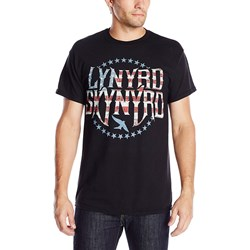 Lynyrd Skynyrd - Mens Stripes & Stars Logo T-Shirt