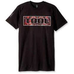 Tool - Mens Three Red Faces Soft T-Shirt